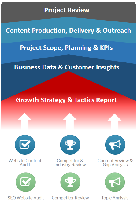seo growth project